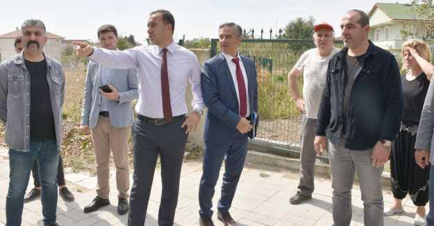 BEYCİLER MAHALLESİ'NDE HİZMET ZAMANI