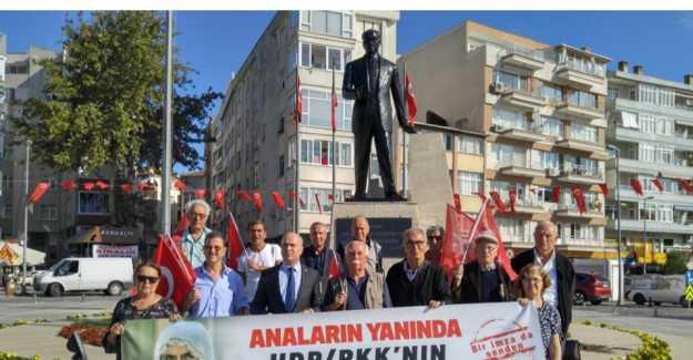 VATAN PARTİSİ BASIN AÇIKLAMASI...
