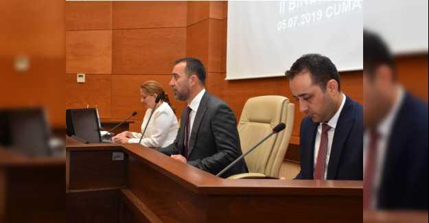 EKİM AYI MECLİSİ 11 MADDE İLE TOPLANACAK...