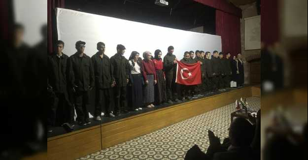 """VATAN SEVGİSİNE ENGEL YOK"""