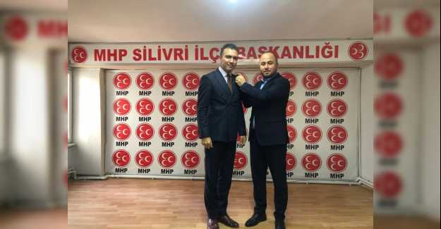 ÜMİT SEÇKİN MHP'YE KATILDI...