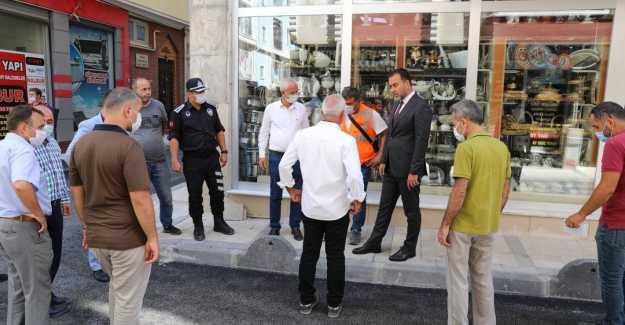 PİRİ MEHMET PAŞA MAHALLESİNDE 30 YILLIK HASRET BİTTİ