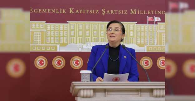 BÖLGEMİZ MİLLETVEKİLİ TÜLAY KAYNARCA'NIN BASIN AÇIKLAMASI...