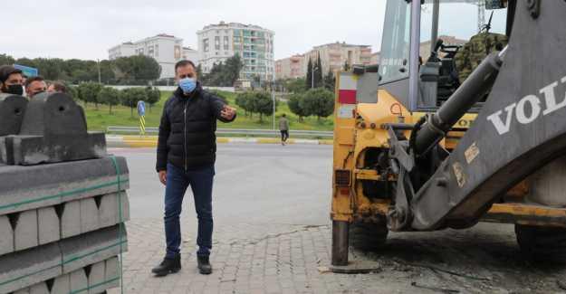 """""""MİMARSİNAN MAHALLESİ'NİN ÇEHRESİ DEĞİYOR"""""""