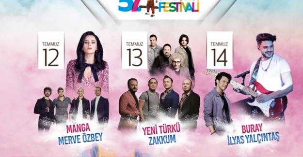 Silivri Yoğurt Festivali Programı...