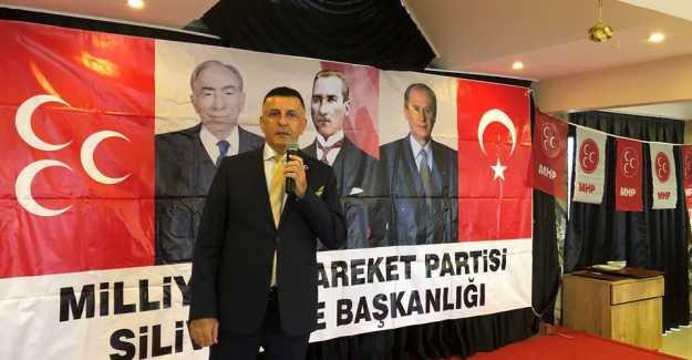 MHP Milletvekili Dr. Hayati Arkaz Moral Verdi… ÖZEL VİDEO