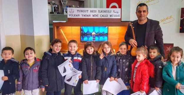 SİLİVRİ'NİN GURURU VOLKAN YARAN'A BÜYÜK ÖDÜL..