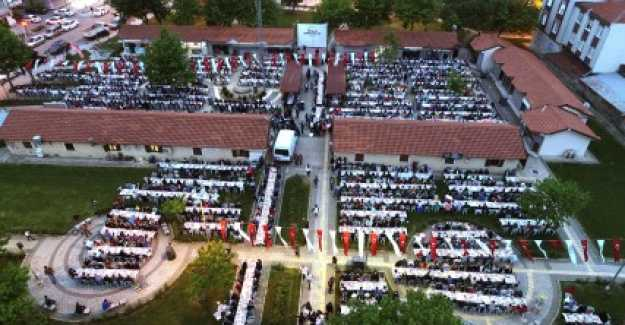 Selimpaşa Bedesten Çarşısı'nda Tarihi Gönül Sofrası...