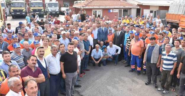 """""""SİLİVRİ'Yİ EVİMİZ GİBİ TEMİZ TUTACAĞIZ"""""""