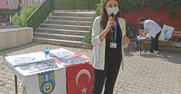 PSİKOLOGLARDAN KÖYLERDE PANDEMİ MESAİSİ