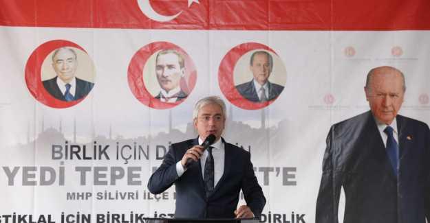 """GÜR, """"SİLİVRİ'DEKİ BAŞARILI ÇALIŞMALARI İSTANBUL'A DUYURMALIYIZ"""""""