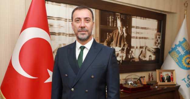 """BAŞKAN YILMAZ: """"CUMHURİYET 97 YIL ÖNCE EDİLEN BÜYÜK YEMİNDİR"""""""