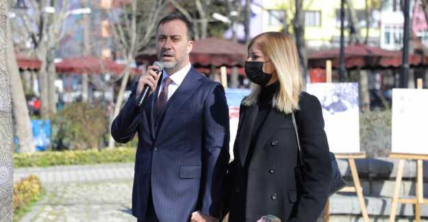 """BAŞKAN YILMAZ: """"TÜRK KADININA İNANCIM TAM"""