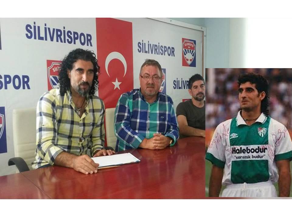 SİLİVRİSPOR Selim Özer'e Emanet...