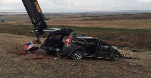 """Silivri'de"""" trafik kazası"""" 4 ölü 2 yaralı"""