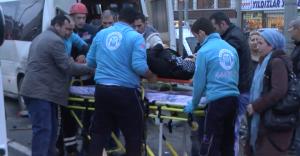 Silivri'de Trafik Kazası 16 Yaralı