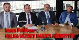 AK Parti Milletvekili Aday Adayı İmran Pehlivan Basın Toplantısı Yaptı...