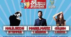 53. Silivri yoğurt Festivali 2014