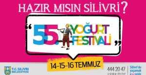 55. Silivri yoğurt Festivali 2016