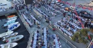 Silivri AK Parti Sokak İftarında Rekor Kırıldı…
