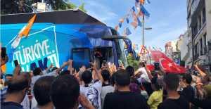 Silivri'de Süleyman Soylu'ya Büyük Coşku… VİDEO HABER