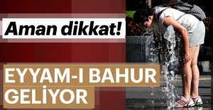Eyyam-ı Bahur Silivri'ye Geliyor…