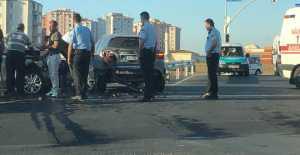 Yeni Açılan Yolda Kaza Eksik Olmuyor… YENİ HABER