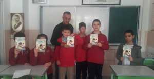 Özel Öğrencilerimize Atatürk Sevgisi…