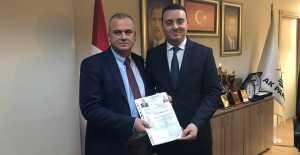 Sami Barlas AK Parti Silivri Belediye Başkan Aday Adaylığını Açıkladı...