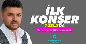 Ahmet Ermiş Rüzgarı Tuzla'da Esecek...