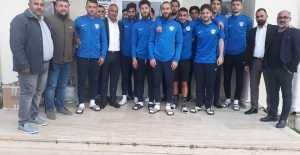 İsmet Söylemez'den Silivrispor'lu Futbolculara Moral Yemeği… ÖZEL HABER