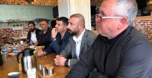 Silivrispor Başkanı Akgün Duru Önemli Açıklamalarda Bulundu. VİDEO HABER