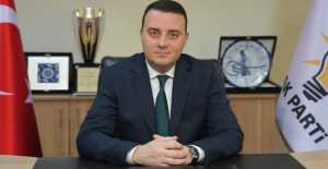 AK PARTİ SİLİVRİ İLÇE BAŞKANI MUTLU BOZOĞLU'NUN BASIN AÇIKLAMASI...
