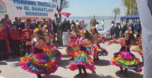Bigados Halk Oyunları, El Sanatları Sergisine Damgasını Vurdu…