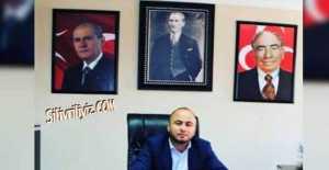 """MHP Silivri İlçe Başkanı Zafer Yalçın:"""" HODRİ MEYDAN"""""""