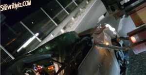 Selimpaşa'da Trafik Kazası…