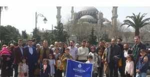 TÜGVA İstanbul'un Fethine Şahit Oldu…