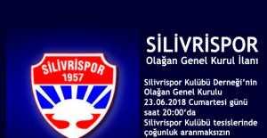 Silivrispor'da Çoğunluk Sağlanamadı