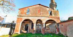 Eksarhia Bulgar Ortodoks Kilisesi (Seymen Eski Camii)