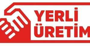 İŞTE Yerli Üretim Logosu…