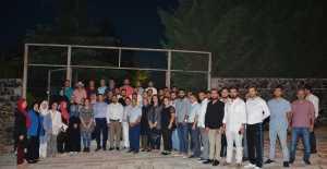 Mutlu Bozoğlu Çanta'da Belediyeye Yüklendi...