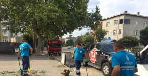 Silivri Belediyesi Yapmadı İBB Kolları Sıvadı...