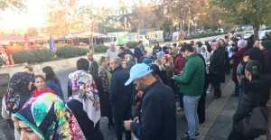 İBB Silivri'de Yaşayan 1.100 Kişiye Maddi Destek Verdi…