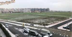 Silivri'de Kar Azıcık Yüzünü Gösterdi…
