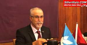 DSP Silivri İlçe Başkanı Hüseyin Dertop Adayını İşaret Etti… ÖZEL HABER