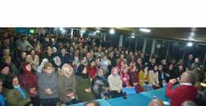 "Selami Değirmenci;""Demokratik Sol Parti Silivri'de Artık Birinci Parti"""