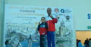 Silivri'den Alara Akbaş Türkiye Şampiyonu Oldu...