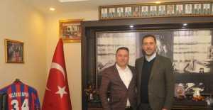 Silivri Belediye Başkanı Volkan Yılmaz'dan Dizi Ziyaretler...