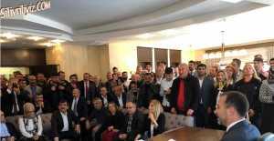 Silivri Belediye Başkanı VOLKAN YILMAZ Makamı Devir Aldı… VİDEO HABER