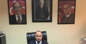 MHP Silivri İlçe Başkanı Zafer Yalçın Mesaj Yayınladı...